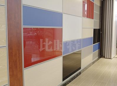 上海板墙颜色